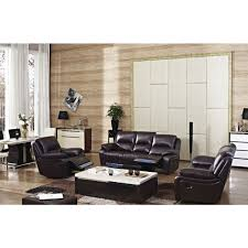 canapé relax 3 2 canapé 3 2 1 en cuir relax president pop design fr