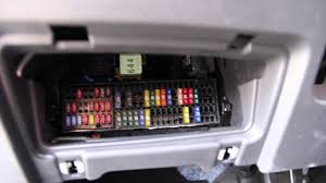 volkswagen jetta 2012 fuse box location youtube