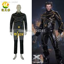 Wolverine Halloween Costume Wholesale Men Wolverine Movie Cosplay Costume Man Adults