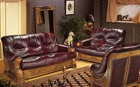 Living Room Wooden Furniture Sofas Interior Design Ideas Interior Designs Home Design Ideas Living