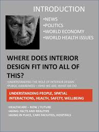 Interior Design Facts by Healthcare Topics In Interior Design 2012