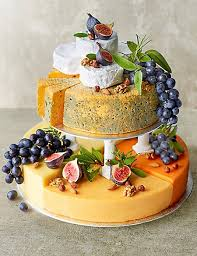 wedding cake of cheese cheese celebration cake serves 90 120 m s