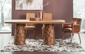 Solid Wooden Furniture Design Enchanting Solid Wood Meets Metal Kare Serbia