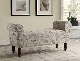 roundhill furniture aspell upholstered bench u0026 reviews wayfair