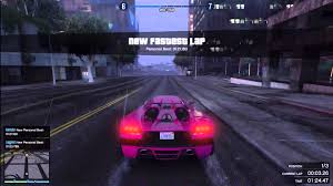 koenigsegg entity xf gtao intense super race with pink entity xf aka koenigsegg