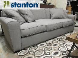 Sofa Liquidators Stanton Bennett Praline Sofa282 01down Home Furniture City