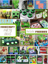 Minecraft Party Centerpieces by 96 Best Minecraft Party Images On Pinterest Birthday Party Ideas