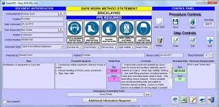 easyohs free safe work procedures
