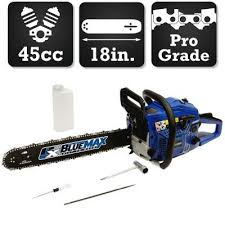 home depot black friday 2016 electric chainsaw power equipment blue max 18