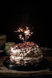 simple birthday chocolate hazelnut pavlova use your noodles