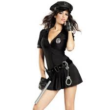 Halloween Costumes Law Womans Costume Womens Police Costtume