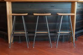 modern bar furniture furniture amazing wood seat bar stool set of 2 contemporary