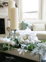 table decor coffee table coffee table decor christmascoffee decorating ideas