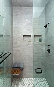 Master Bathroom Shower Tile Ideas by Best 20 Stand Up Showers Ideas On Pinterest Master Bathroom