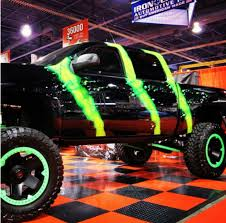 awesome truck monsters monster