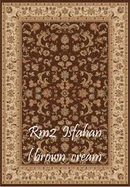Round Traditional Rugs Rumi
