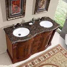 Golia 60 Vanity Shop For Silkroad Exclusive Fontana 60 Inch Double Sink Bathroom