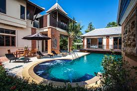 2 Story House With Pool by Dolly 5 Bedroom Pool Villa Pattaya Pattaya Beach Villas