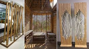 60 awesome bamboo interior design ideas to decorate your home