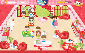 kitty dream cafe android apps google play