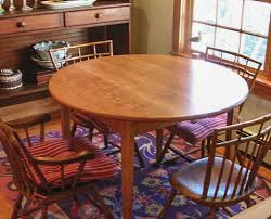 Shaker Dining Room Furniture Shaker Dining Tables By S Timberlake