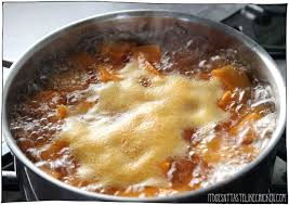 vegan sweet potato casserole with marshmallow it doesn t taste