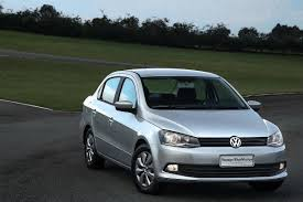 volkswagen polo white colour modified official volkswagen presents redesigned gol hatchback and gol