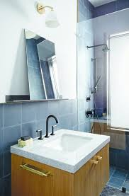 renovation ideas for small bathrooms apartment therapy