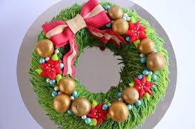 christmas wreath cake tutorial rosie u0027s dessert spot youtube