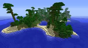 Minecraft Map Seeds The Lost Island For Minecraft 1 4 Minecraft Seeds