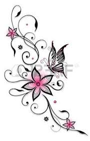 Flowers On Vines Tattoo Designs - vine tattoos designs ideas and meaning tattoos for you