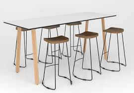 counter height bar table counter height bar table modern and minimalistic efex timber