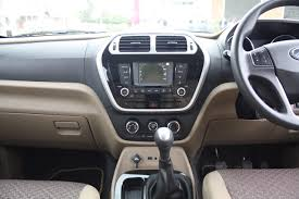 vauxhall india mahindra tuv300 center console launched in india indian autos blog