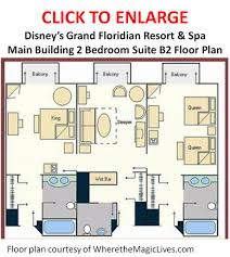 Two Bedroom Suites Anaheim Review Disney U0027s Grand Floridian Resort U0026 Spa Page 4