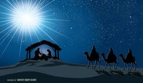 nativity in the manger birth of jesus joseph