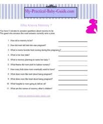 who knows best baby shower free printable baby shower my practical baby shower guide