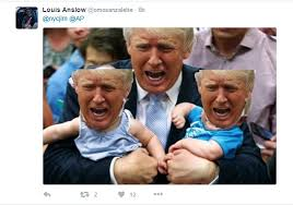 Crying Baby Meme - donald trump makes baby cry during colorado rally photo op daily