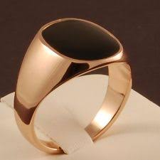 2 s ring gold onyx signet rings for men ebay
