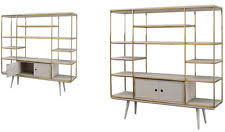 Steel Frame Bookcase Unbranded Kids And Teens Bookcases Ebay