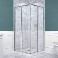 Corner Shower Glass Doors Shower Enclosures