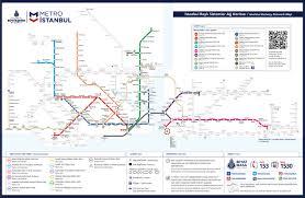 Metra Rail Map Metro Istanbul