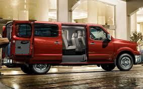 nissan van 2018 nissan passenger van interior capacity ausi suv truck 4wd