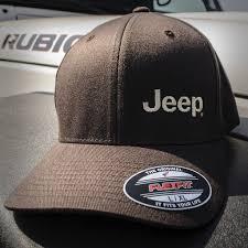 Jeep Hat Flexfit Jeep Hat Brown Jeep World