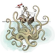 4 767 octopus and tentacles stock illustrations cliparts and