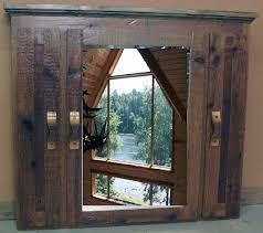 wood bathroom medicine cabinets rustic medicine cabinets barn wood furniture rustic barnwood and
