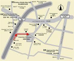 map us japan export gov embassy map