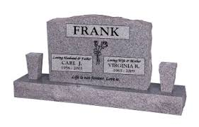 prices of headstones upright gravemarkers upright gravemarker upright grave marker