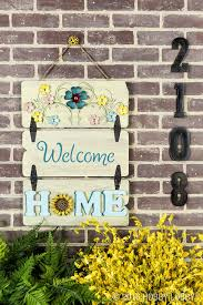 diy projects for home decor refresh your home decor with wood diy projects