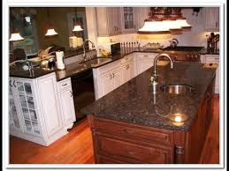backsplash ideas for brown granite countertops youtube