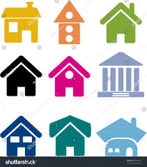cute houses vector stock vector 66260605 shutterstock